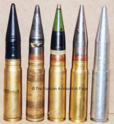 From 37mm to 40mm - The Russian Ammunition Page